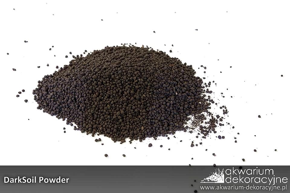 Darksoil dark soil podłoże dla roślin do akwarium aranżacja akwarium dekoracyjne pl a2